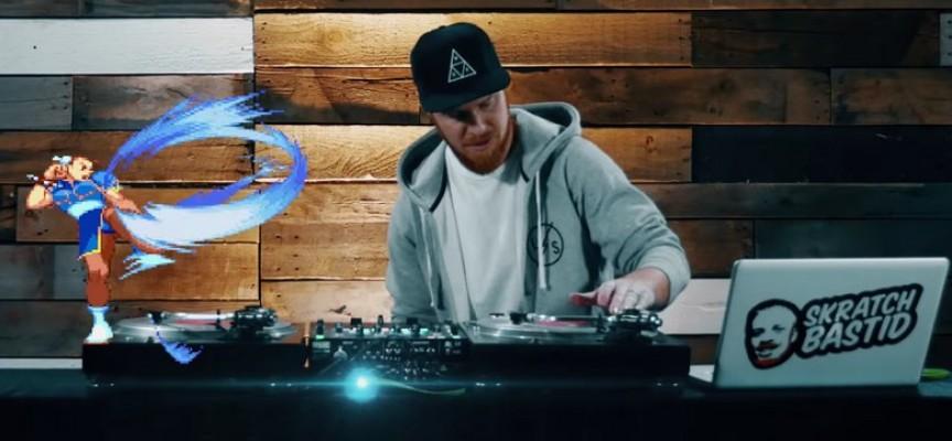 Street Fighter II DJ Remix par Skratch Bastid
