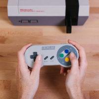8Bitdo & Analogue - Retro Receiver Nintendo NES - Buetooth - SFC30