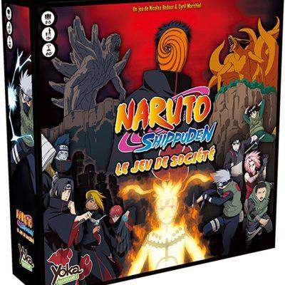 Naruto Shippuden – Le jeu de société