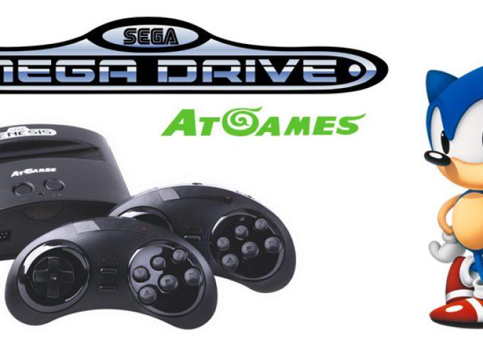 Test ATgames Néo Mega Drive – Console