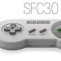 Test 8bitdo SFC30 – Manette | PC / Mac / Wii / Mobile