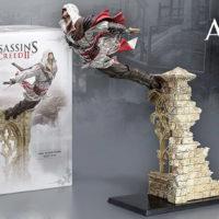 Test figurine Assassin's creed – Ezio, le saut de la foi.