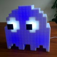 lampe LED fantôme Pac-Man USB