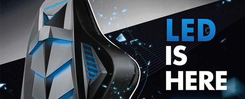 Le Racing Led Shield de DXRacer
