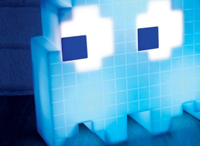 Test lampe LED fantôme Pac-Man   USB
