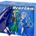 ocarina ceramique - Legend of Zelda - 12 trous