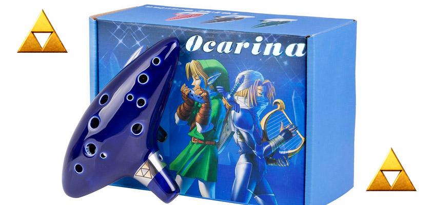 Test Ocarina de Zelda, Ocarina of Times
