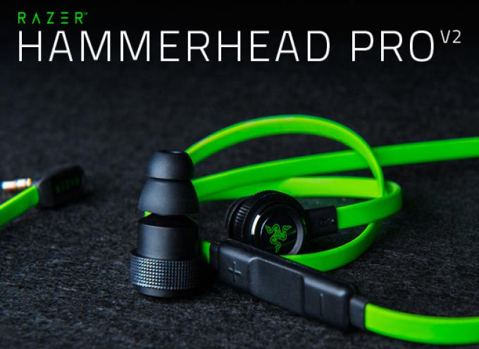 Test Razer Hammerhead Pro V2 – Casque Stéréo   PC