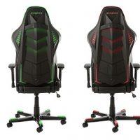 Siège fauteuil DXRacer Racing LED Shield