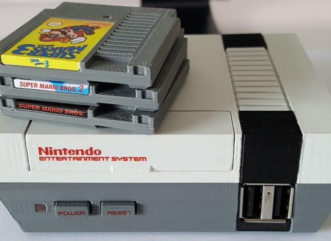 NESPi, la vraie Nintendo Classic Mini c'est ça !