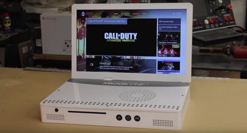Comme toutes les autres consoles, la nouvelle Xbox One S a droit à sa version portable !