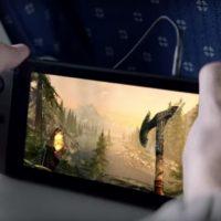 Nintendo Switch - prise jack