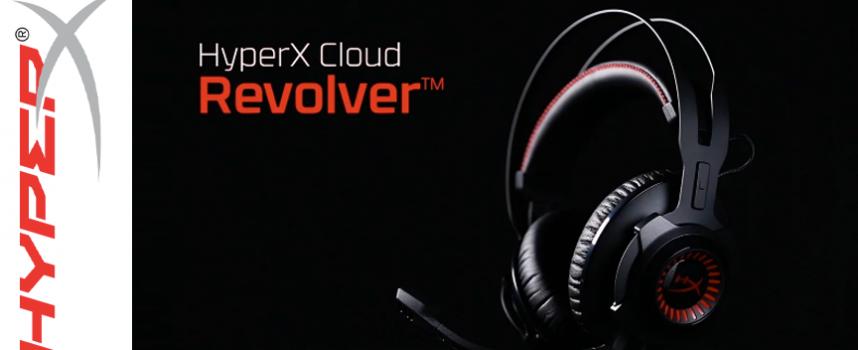 Test HyperX Cloud Revolver – Casque stéréo | PC / PS4 / Xbox One / Mobile