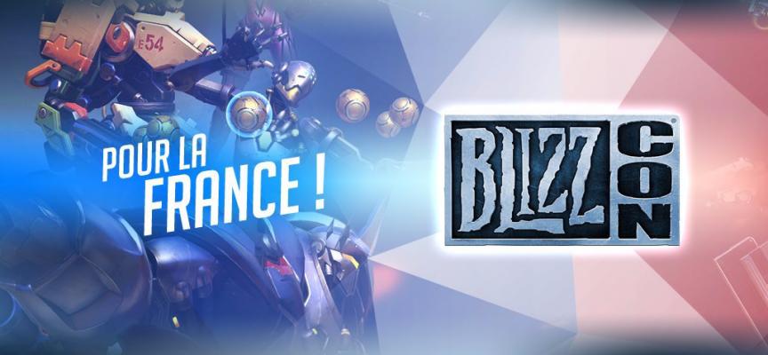 Overwatch : l'équipement de l'équipe de France ?