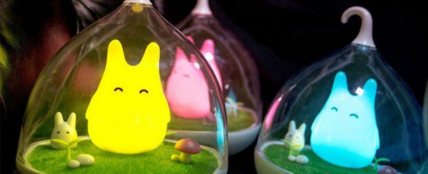 Test veilleuse LED Totoro | USB