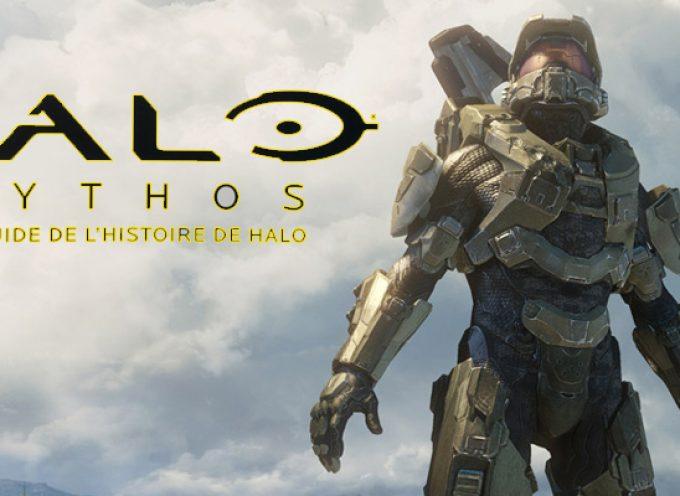 Avis sur le livre Halo- Mythos, Le guide officiel de l'histoire de Halo