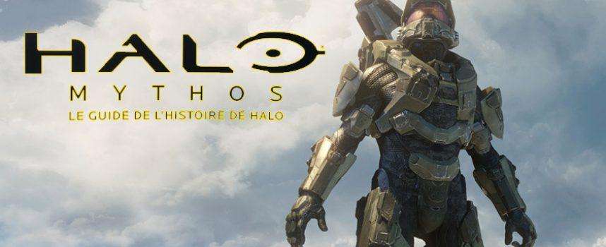 Lecture : Halo- Mythos, Le guide officiel de l'histoire de Halo