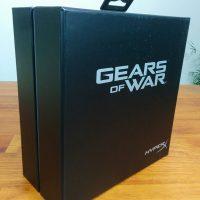 Boite Casque HyperX CloudX Revolver Gears of War 4