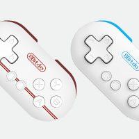 Test manette mobile Bluetooth 8Bitdo Zero