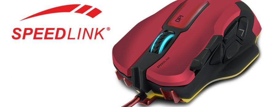 OMNIVI Gaming Mouse, une nouvelle souris gaming chez SpeedLink