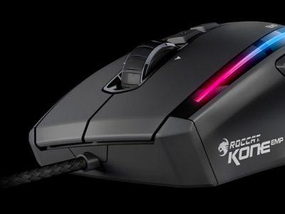 Test Roccat Kone EMP – Souris Gamer | PC