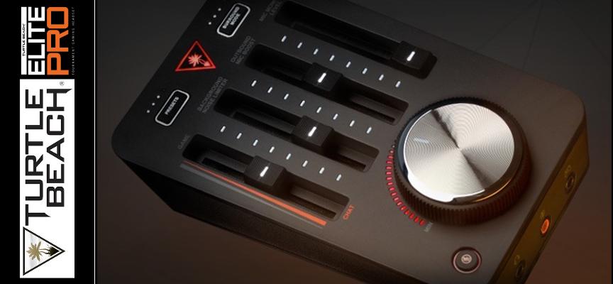 Test Turtle Beach Elite Pro TAC – Boitier audio | PS4 / PS3 / XB1 / XB360 / PC