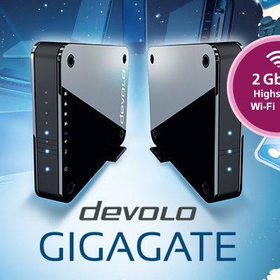 Test Devolo GigaGate Starter Kit – Pont Wi-Fi haut débit