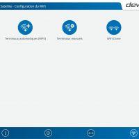 Devolo GIGAGATE - starter kit -bridge Wi-Fi - paramètres