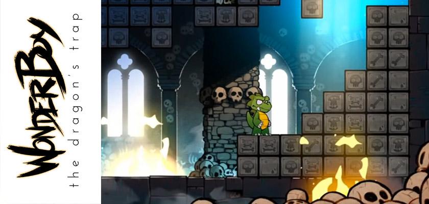 Avis sur Wonder Boy: The Dragon's Trap, enfin disponible sur consoles next-gen