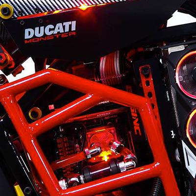 Mod PC Ducati Master