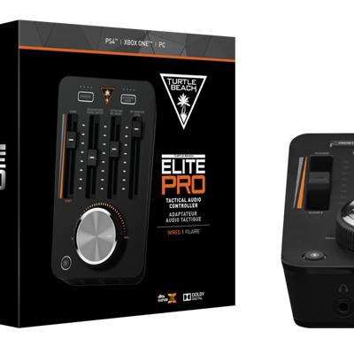 Test Turtle Beach Elite Pro TAC – Boitier audio