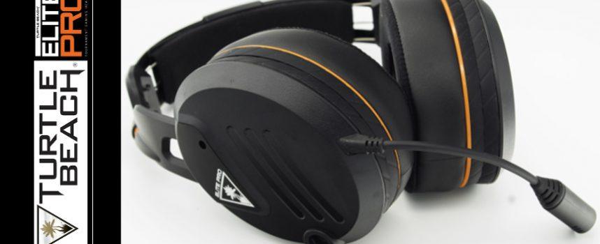 Test Turtle Beach Elite Pro – Casque audio | PS4 / PS3 / XB1 / XB360 / PC / Mobile