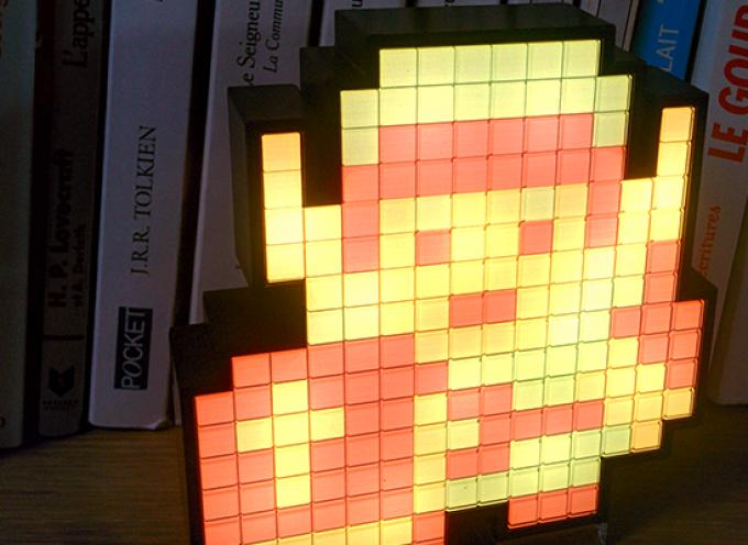 Test figurine Pixel Pals Link – Zelda