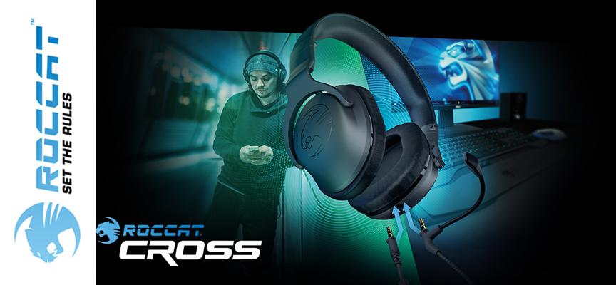 Test Roccat Cross - Casque stéréo | PC / PS4 / XOne / Mobile