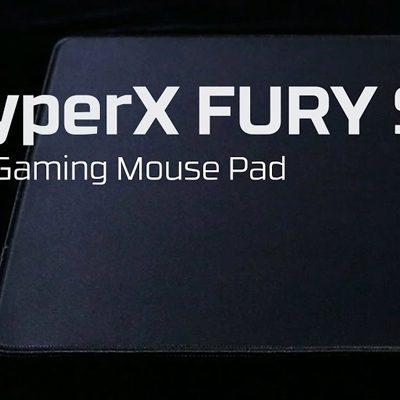Test HyperX FURY S Pro Gaming- Tapis de souris gamer