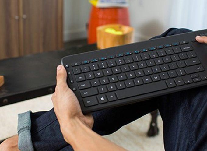 Test Microsoft All-in-One Media Keyboard – Clavier sans fil