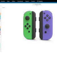 Configurateur Nintendo Switch Joy Con Colorware