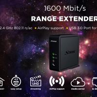 Test Strong Range Extender 1600 – Relais Wi-Fi