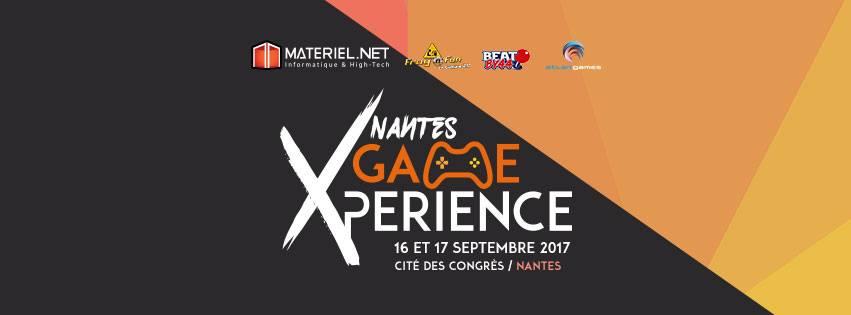 Nantes Game Xperience – Une 1ère édition réussie !