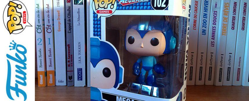 Test figurine Funko POP! MegaMan