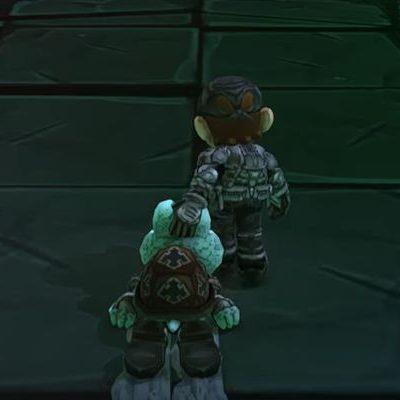 Gears of Mario, quand Mario s'équipe d'un Lanzor