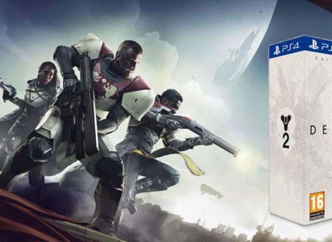 Test coffret Destiny 2 édition limitée   PS4 / Xbox One / PC
