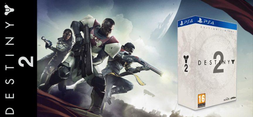Test coffret Destiny 2 édition limitée | PS4 / Xbox One / PC