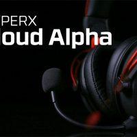 Test HyperX Cloud Alpha – Casque stéréo | PC / PS4 / XB1 / Mobile