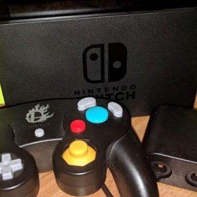 Les manettes GameCube deviennent compatibles avec la Nintendo Switch