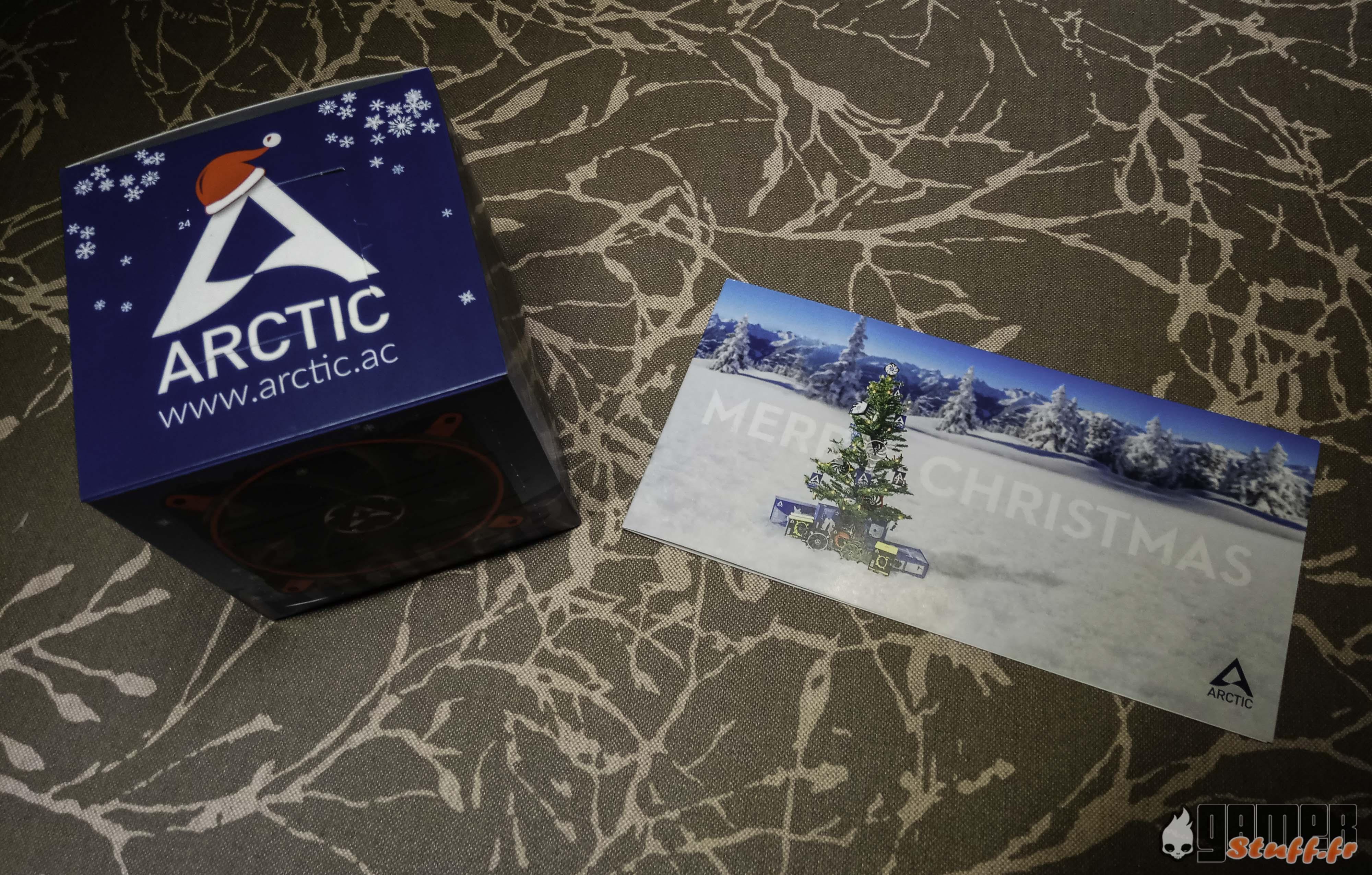 Arctic vous souhaite un joyeux Noël !