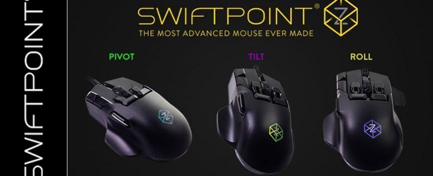 Test Swiftpoint Z – Souris gamer   PC