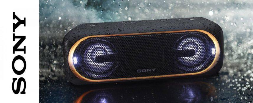 Test Sony SRS-XB40   Enceinte Bluetooth