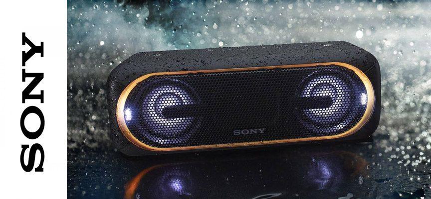 Test Sony SRS-XB40 | Enceinte Bluetooth