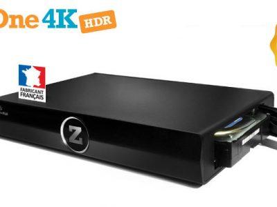 Test media center Zappiti One 4K HDR